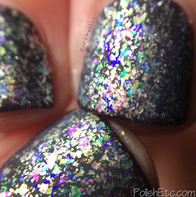 Cupcake Polish - 5th Anniversary Trio - McPolish - Diamond
