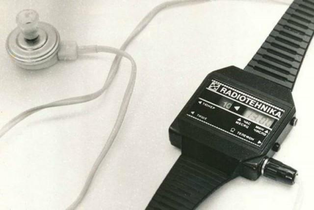 Часы Radiotehnika