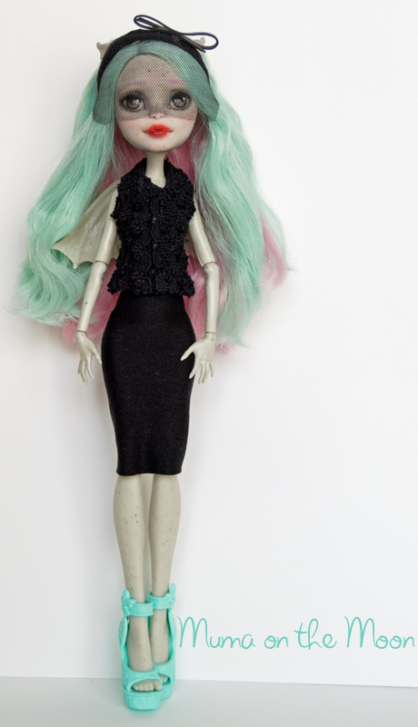 Custom Rochelle Goyle