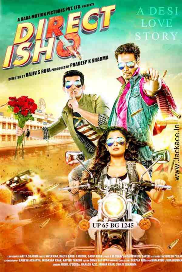 Direct Ishq (2016) Movie Download 720P HD – Worldfree4u