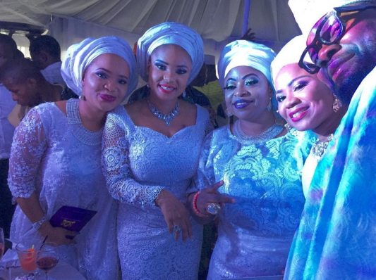 iyabo ojo ooni ife wedding