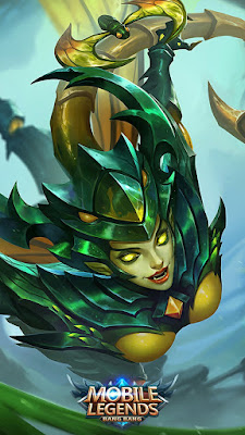 Karrie Bladed Mantis Wallpapers