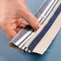 Como hacer cortinas paso a paso for Argollas para cortinas
