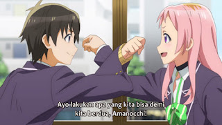 Download Gamers! Episode 05 Subtitle indonesia