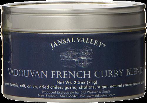 Vadouvan curry.