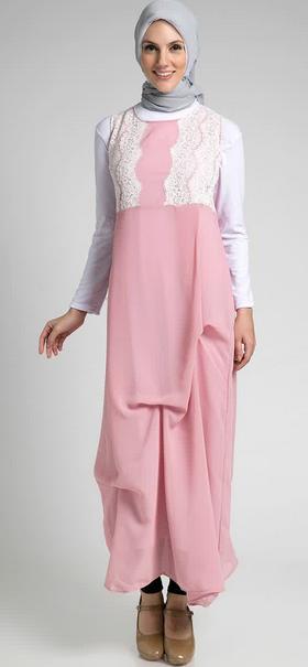 Baju Muslimah Kebaya untuk wisuda