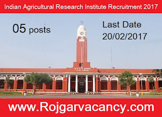 05-lab-assistant-field-assistant-indian-Indian-Agricultural-Research-Institute-Recruitment-2017