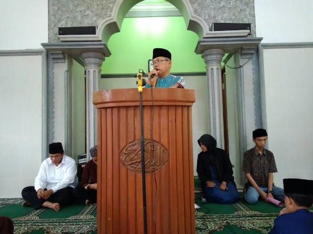 Bulan Ramadhan, Untuk Pembinaan dan Pengamalan Agama