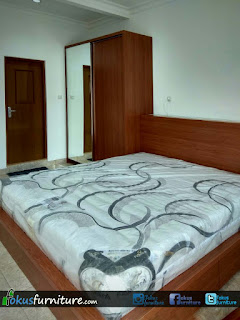 Kamar set minimalis Tebet Jakarta Timur