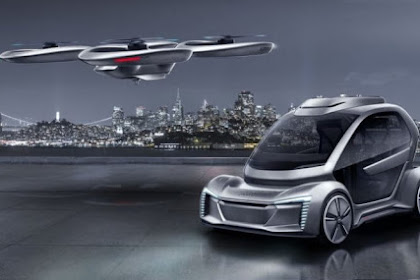 Germany ready for flying taxi proposal by Audi and Airbus!!!