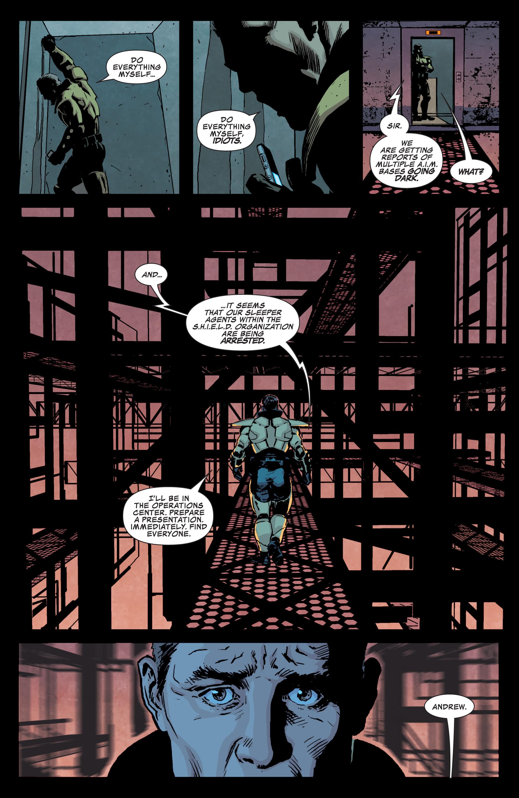 Read online Secret Avengers (2014) comic -  Issue #16 - 5