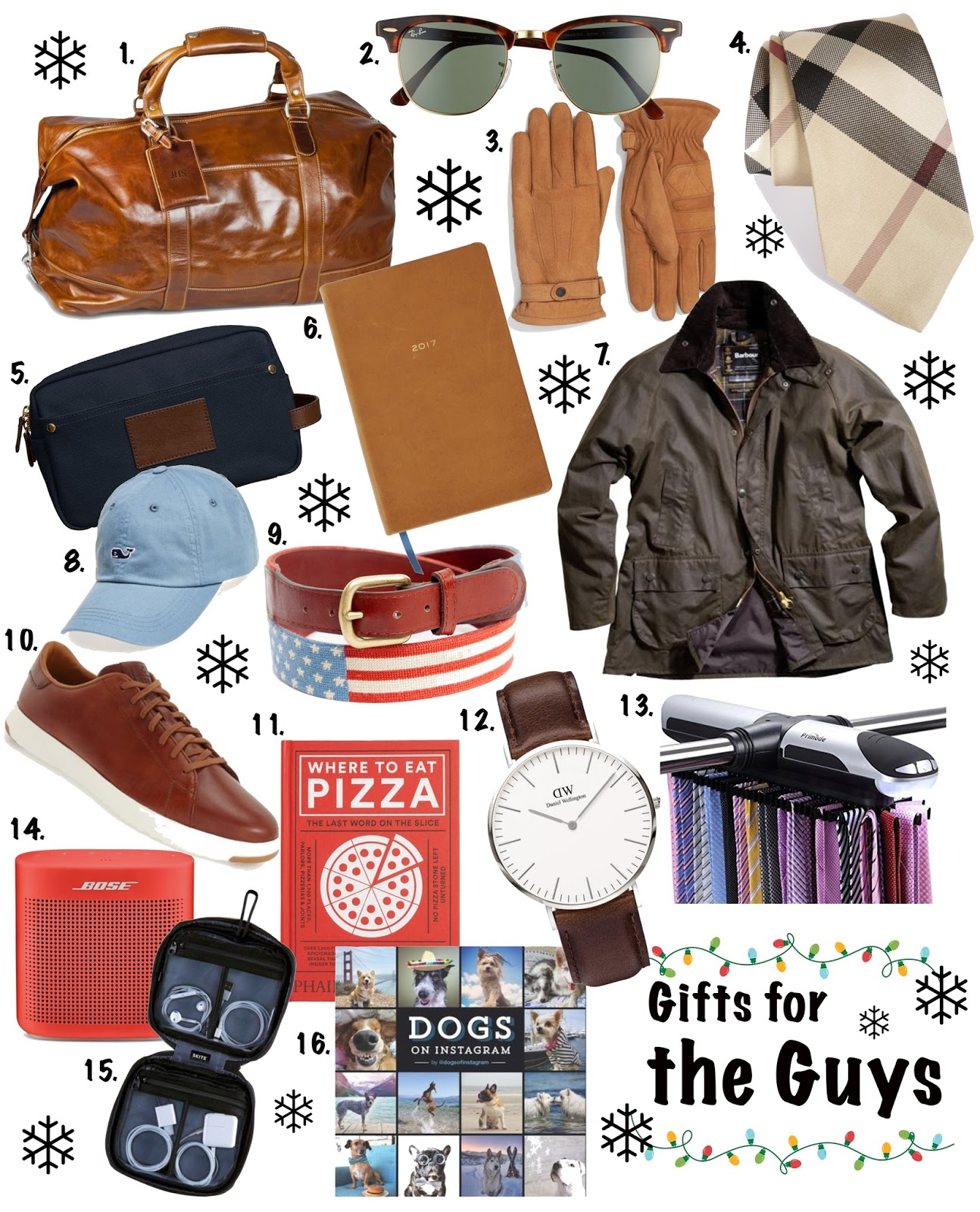 Gifts For Him - Something Delightful Blog