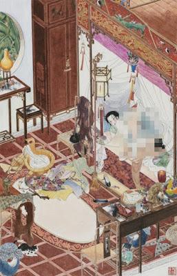 จินผิงเหมย (Jin Ping Mei) / บุปผาในกุณฑีทอง (The Plum in the Golden Vase)