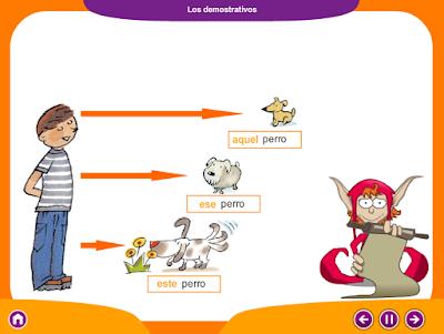 http://www.ceiploreto.es/sugerencias/juegos_educativos_4/3/4_Demostrativos_II/index.html