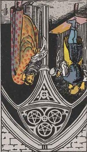 Ultimate Tarot: Tarot Card Symbolism: The Three of Pentacles