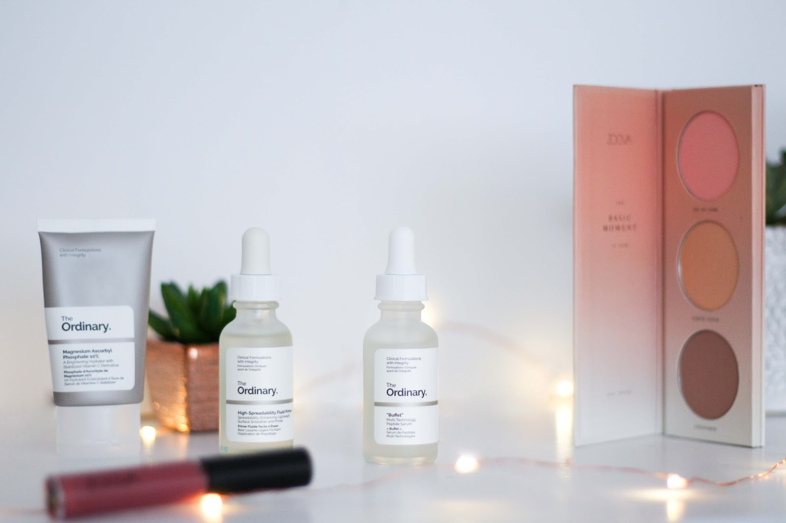 A Cult Beauty Haul - The Ordinary Skin Care