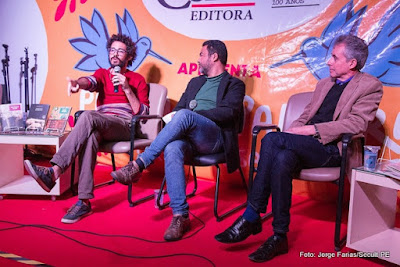 Goianense participa de debate inédito entre vencedores do Prêmio PE de Literatura