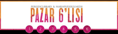 Pazar 6'lısı: Kitap Bloglarına Vereceğiniz 6 Tavsiye
