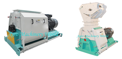 Poultry hammer mill