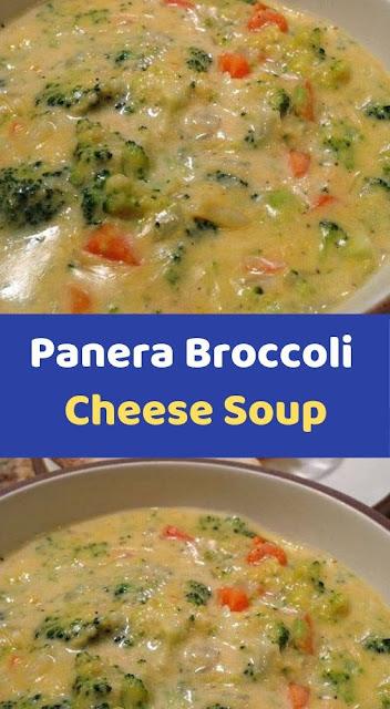 Interesting  Panera Broccoli Cheese Soup Recipe