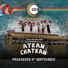Download Atkan Chatkan (2020) Hindi Full Movie | Lydian Nadhaswaram, Yash Rane