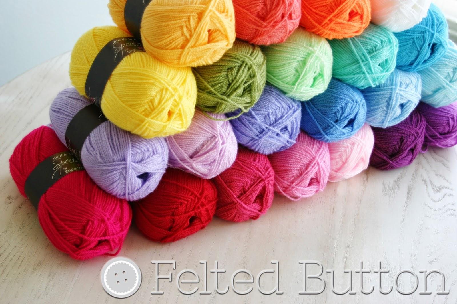 Stylecraft Special DK Yarn -- 23 colors