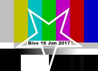 Bisskey 16 Januari 2017