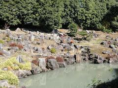甲府東光寺庭園