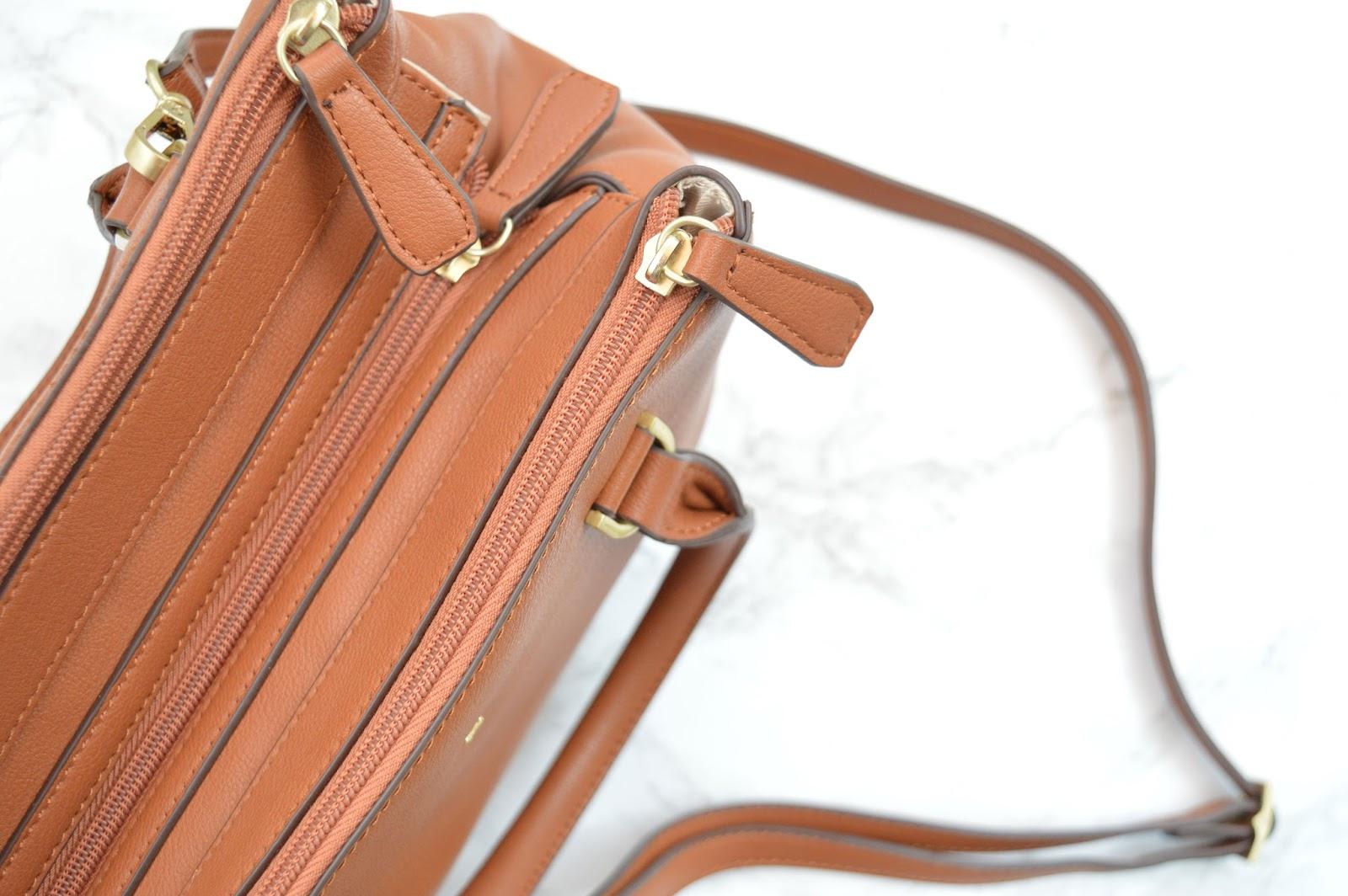 Fiorelli Mia Tan Medium Grab Bag