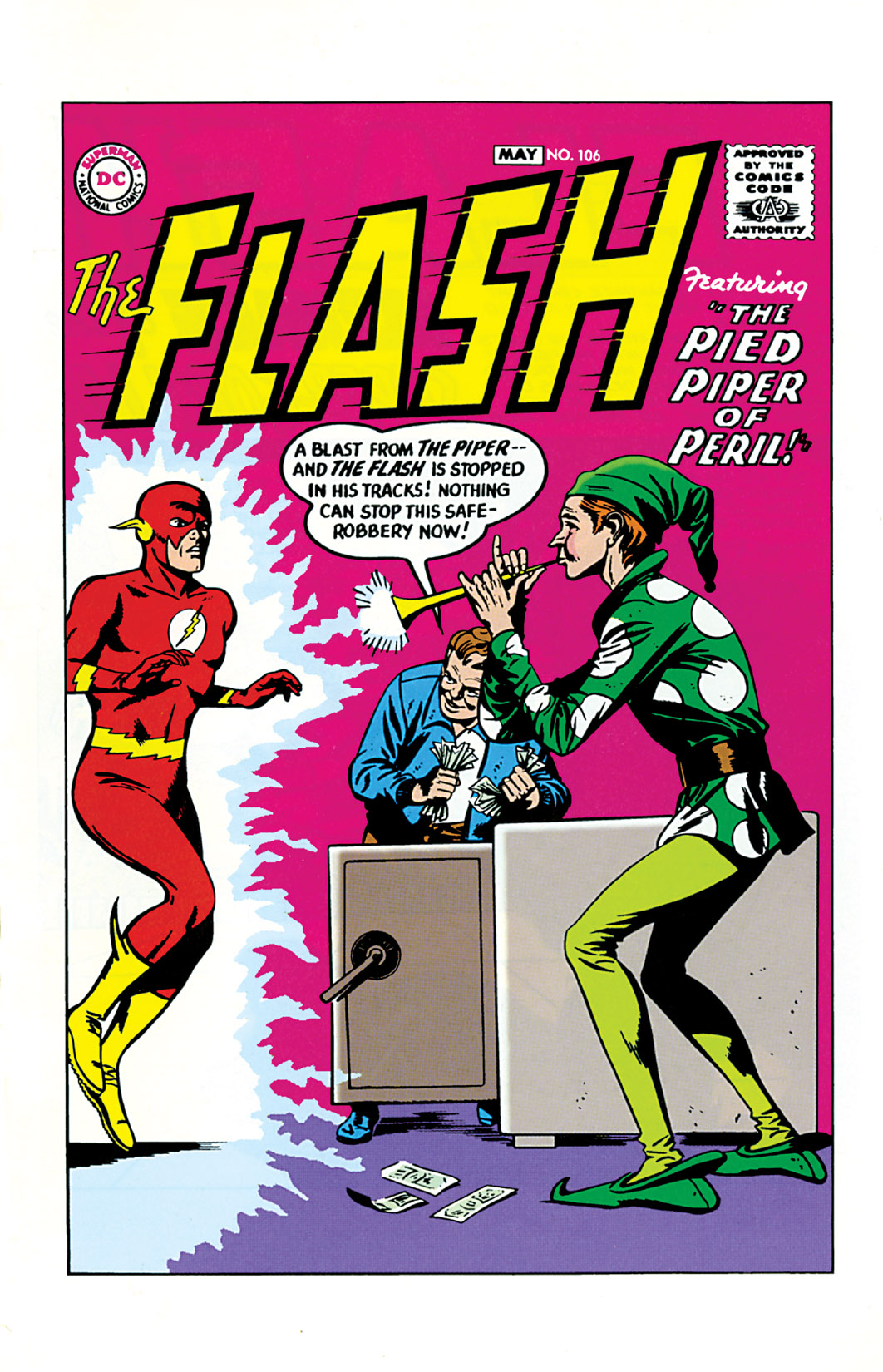 The Flash (1959) 106 Page 1