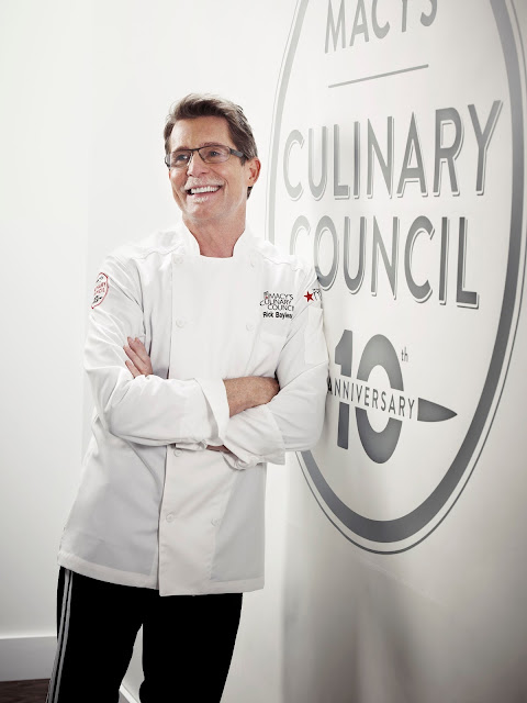 Macy's Culinary Council Chef Rick Bayless