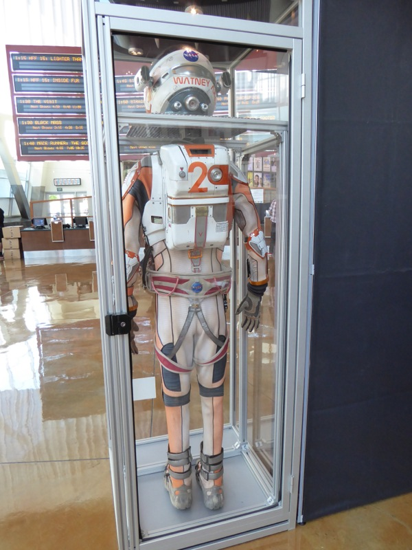 Original NASA spacesuit The Martian