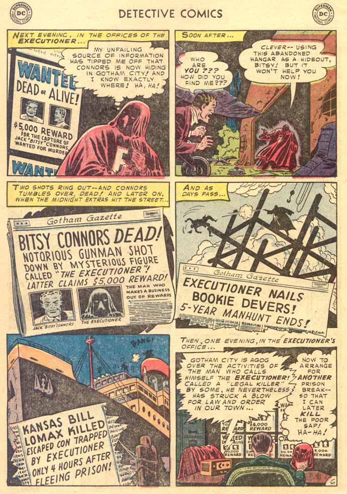 Read online Detective Comics (1937) comic -  Issue #191 - 8