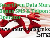 Cara Isi Pulsa Data SmartFren Bonus SMS dan Telpon ke Semua Operator