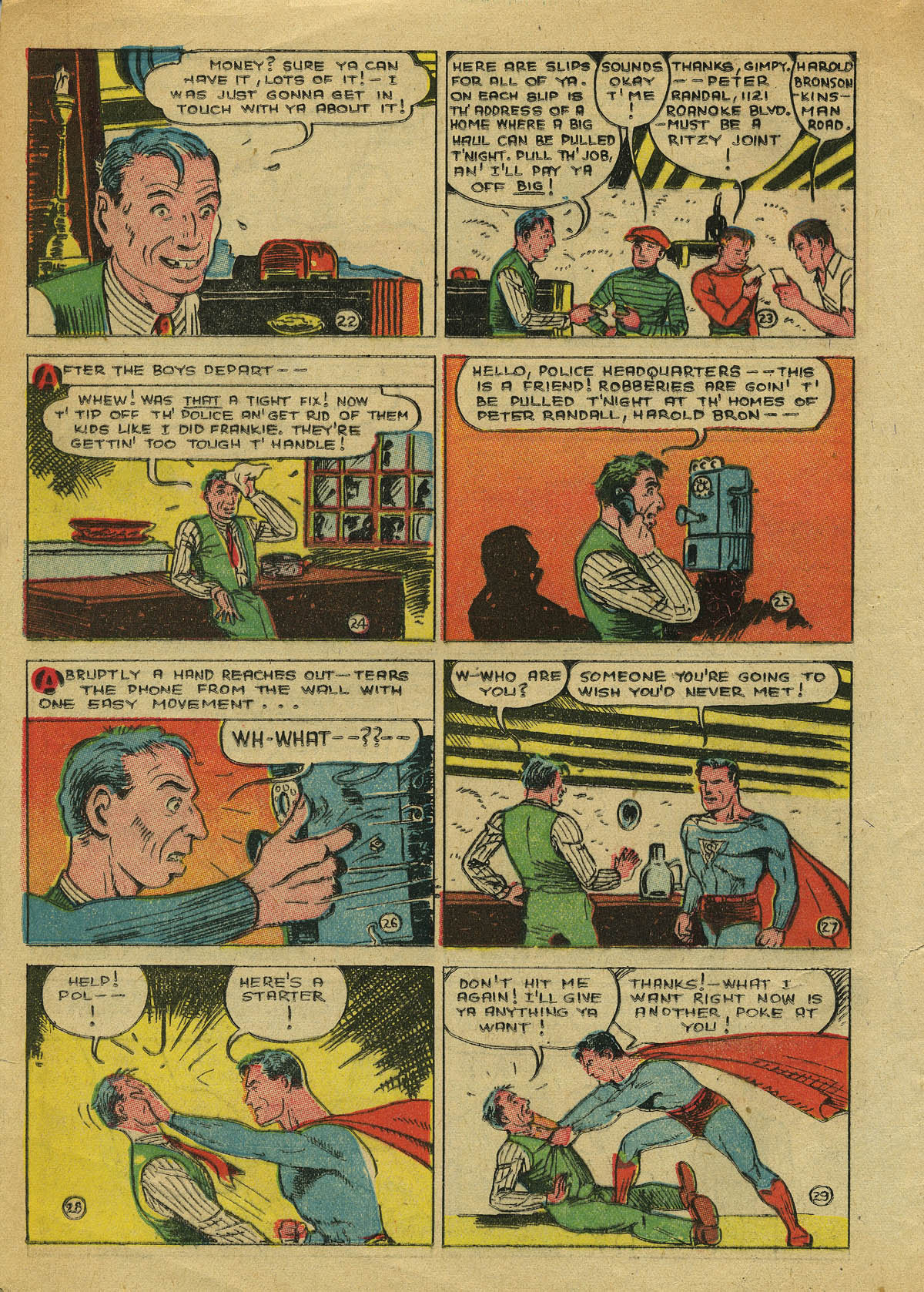 Action Comics (1938) 8 Page 5