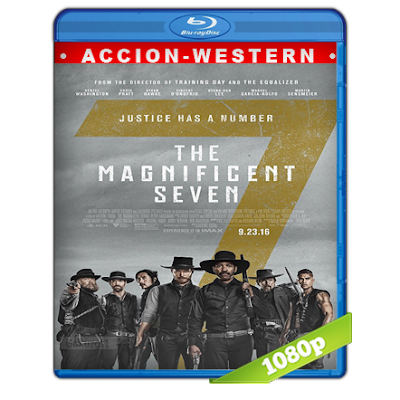Los Siete Magnificos (2016) BRRip Full 1080p Audio Trial Latino-Castellano-Ingles 5.1