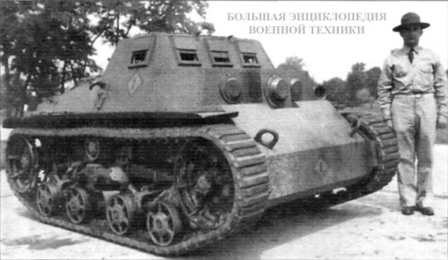 Безбашенный танк CTL-3 для корпуса морской пехоты