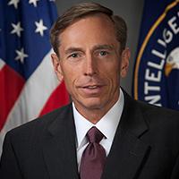 November 7 – David Petraeus