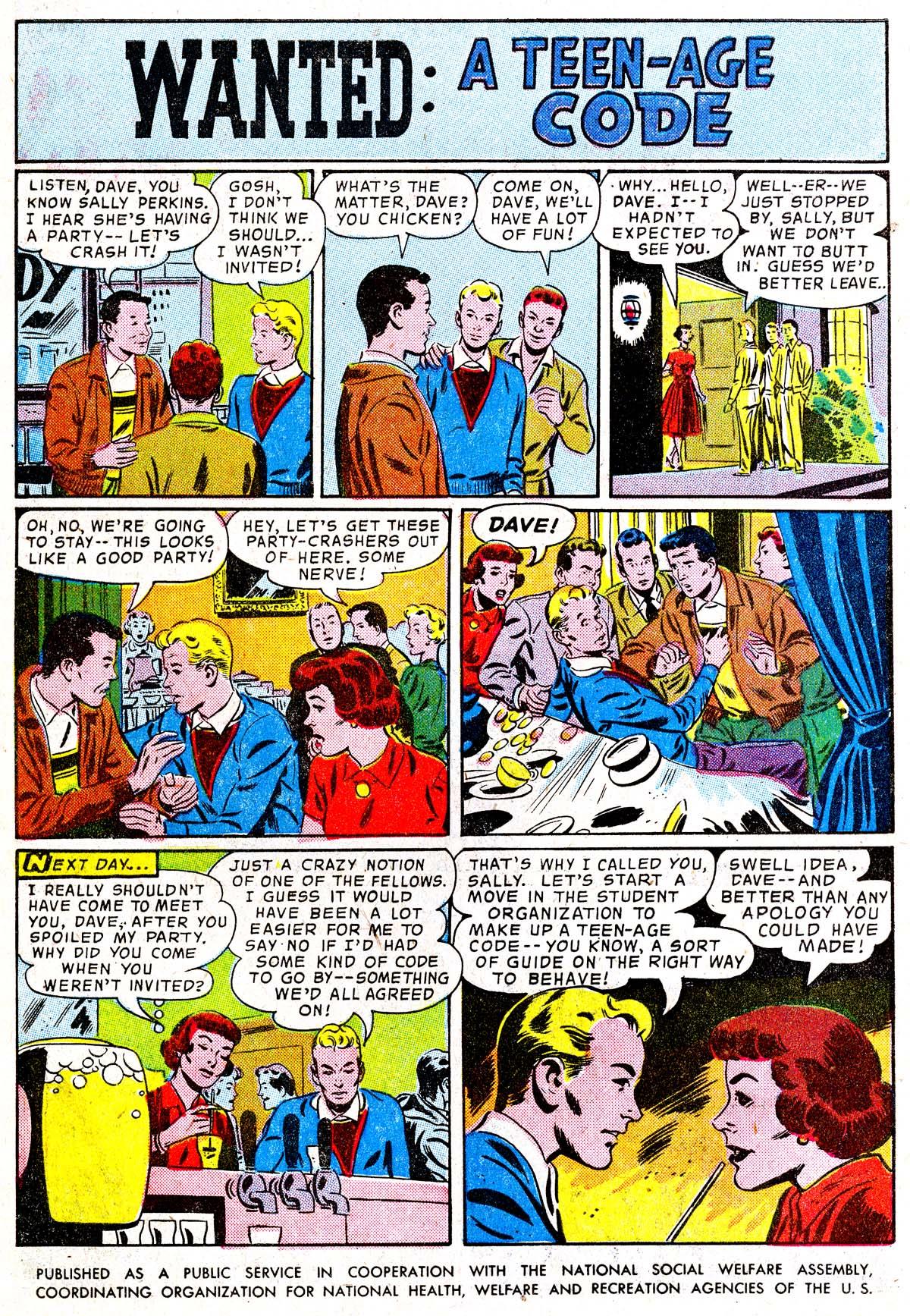 Strange Adventures (1950) issue 88 - Page 10