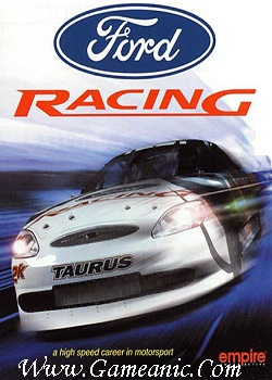 Ford Racing 1 Game Cover