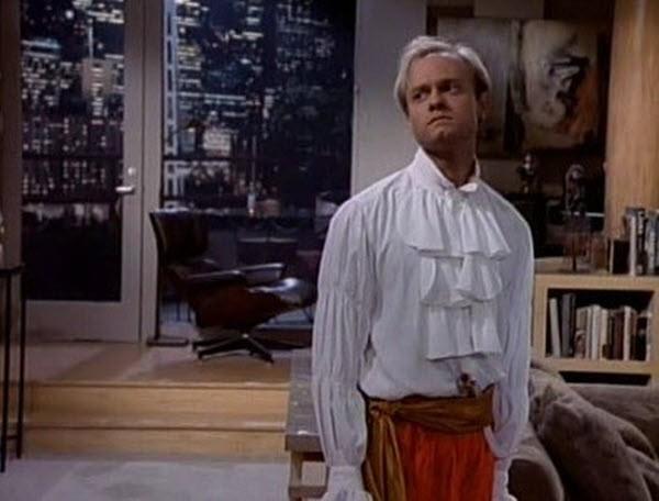 Frasier - Season 1 Episode 17: A Midwinter Night's Dream