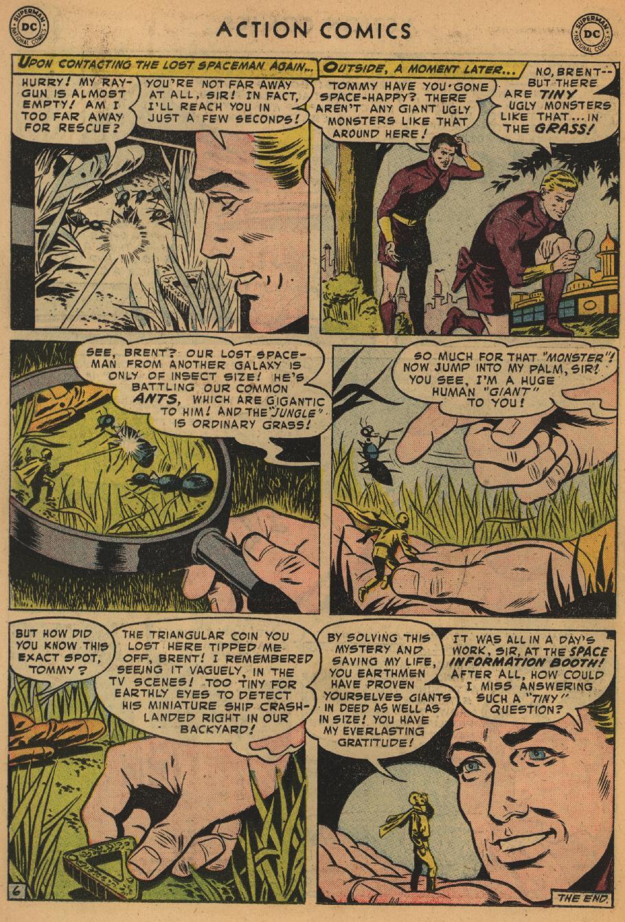 Action Comics (1938) 203 Page 21