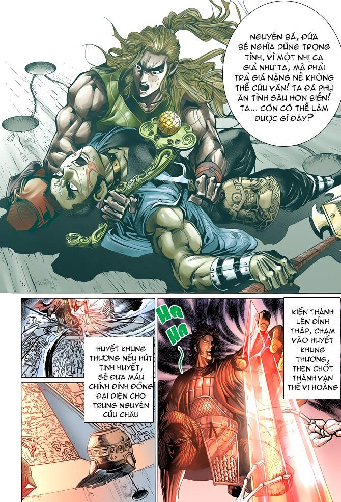 Đại Đường Uy Long chapter 55 trang 4