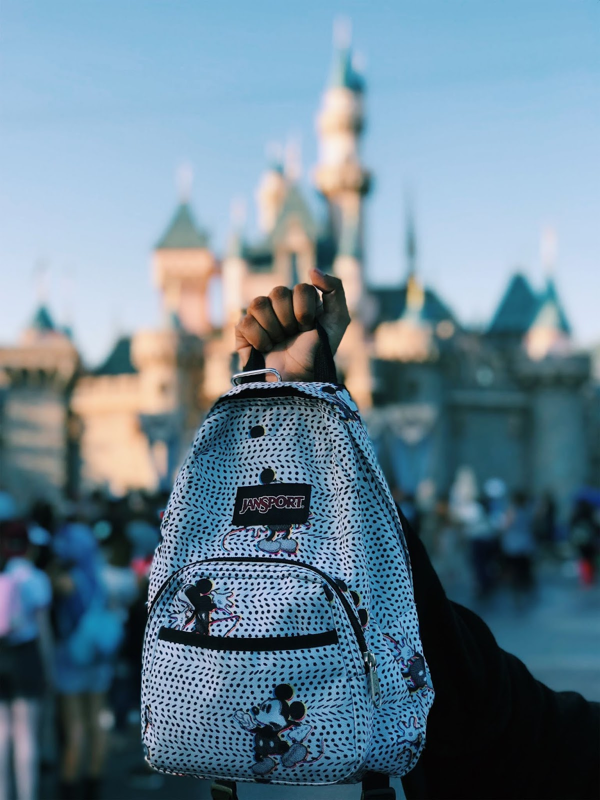 1656af00fee What s In My Disney Parks Backpack  — Sarah Nicole