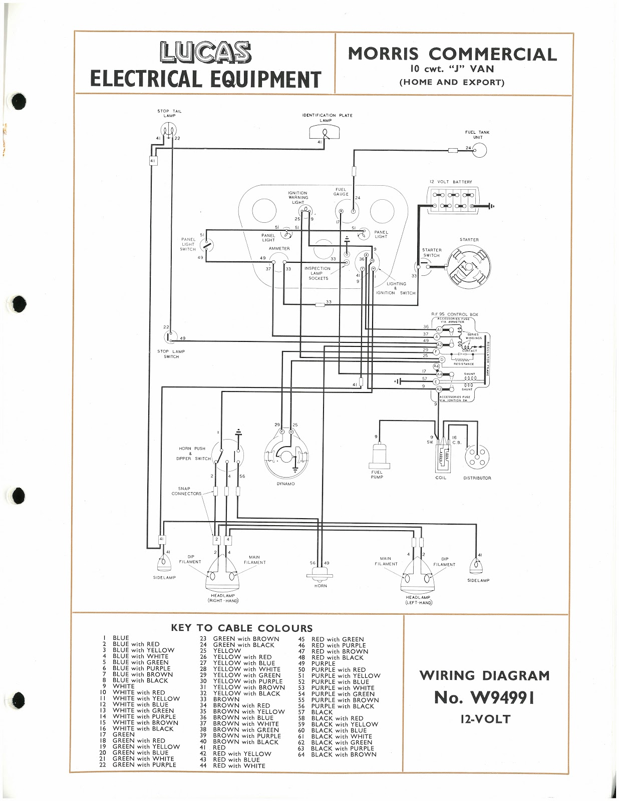 Mga Turn Signal Wiring Diagram Schematic Diagrams Kato 1957 Mg Trusted 3 Wire