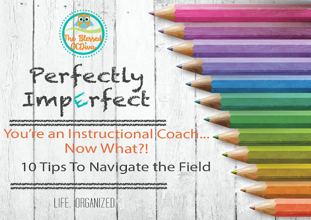 Youre An Instructional Coachw What 10 Tips To Help Navigate