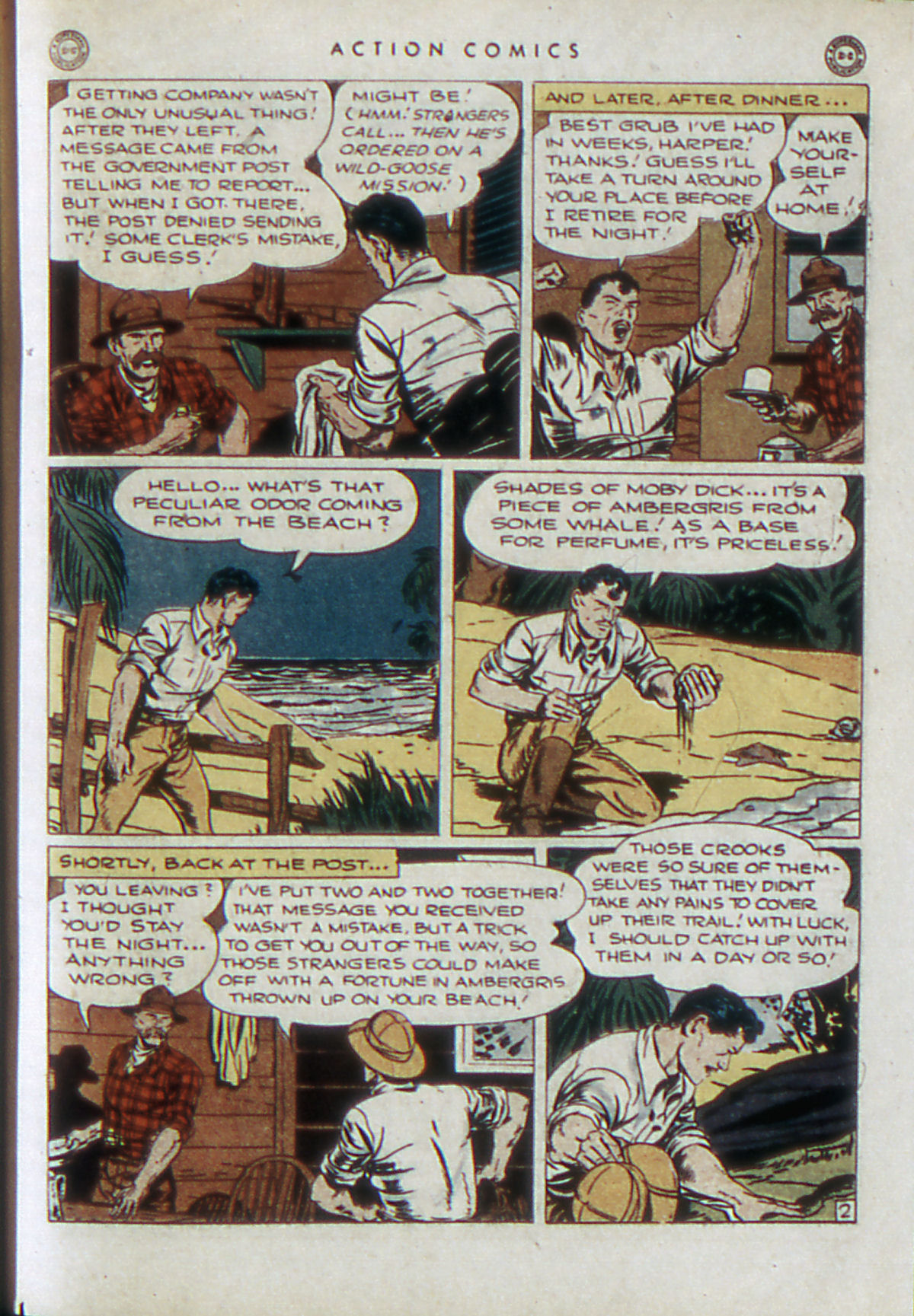 Read online Action Comics (1938) comic -  Issue #84 - 24