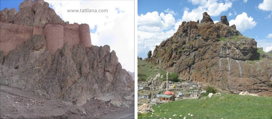 Doğu Beyazıt ve Şoşik Kaleleri