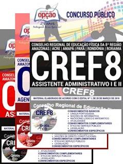 Apostila CREF8 2018