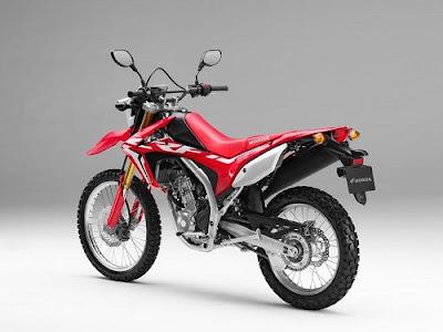 Review Honda CRF250L